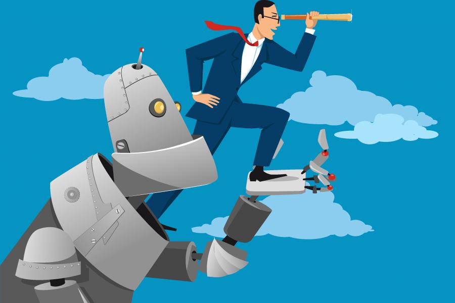 「眼を持った機械」は日本の技術をグローバルに展開できる
