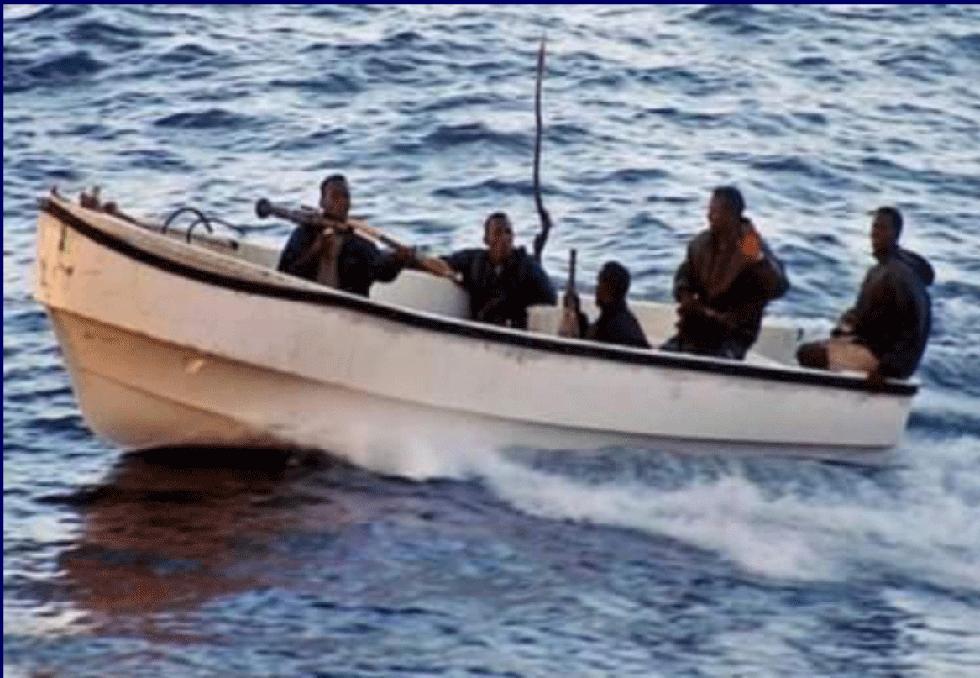 海上自衛隊の活躍でソマリア沖の海賊被害は年々減少