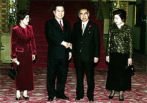 小渕・金の共同宣言は日韓の良好な関係のピーク