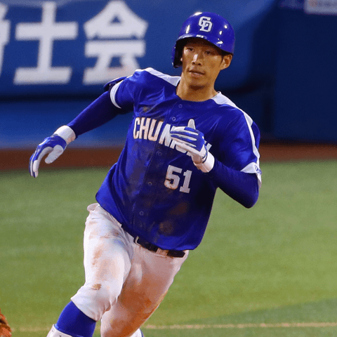 三塁打王は京田陽太(中日)。では、二塁打王は? ノンタイトルスタッツランキング(セ・リーグ編)
